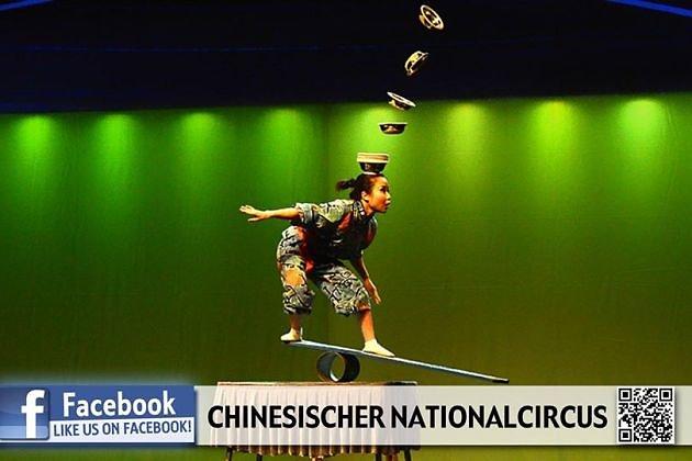 Der chinesische Nationalcircus